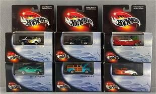 100% Hot Wheels die-cast vehicles