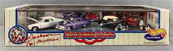 Hot Wheels Collectibles Reggies Cars 4-vehicle set