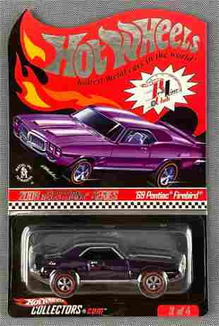 Hot Wheels RLC 2008 sELECTIONs Series 69 Pontiac