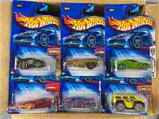 Full shipping box of Hot Wheels 2004 First Editions