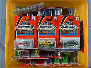 Group of appx 50 Matchbox Hero City die-cast vehicle