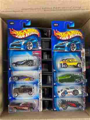 Group of 40 Hot Wheels 2004 First Editions die-cast