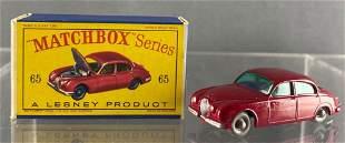 Matchbox No. 65 Jaguar 3.8 Sedan