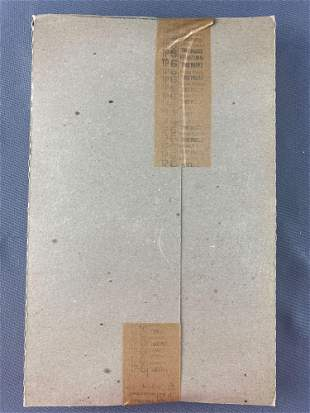 Full shipping sleeve of Matchbox Two-Packs No. TP-6