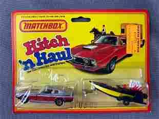 Matchbox Hitch & Haul No. 01-03-30