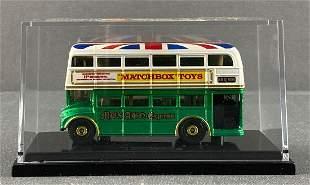 Matchbox Routemaster Double Decker Bus-Dinner Model