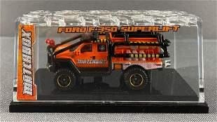 Matchbox Ford F-350 Superlift
