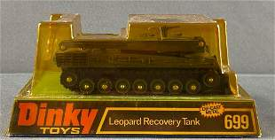 Dinky Toys No. 699 Leopard Recovery Tank