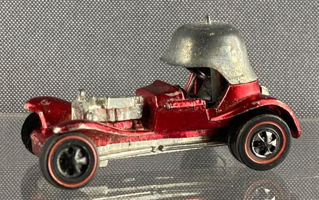Hot Wheels Redline Red Baron