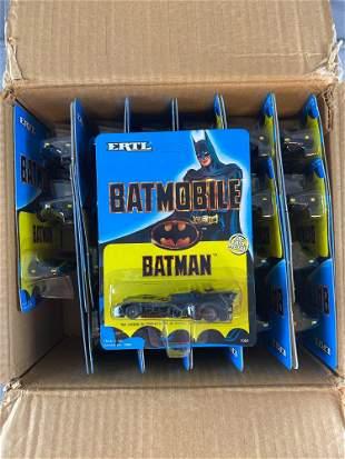 Full shipping box Ertl Batman Batmobile die-cast