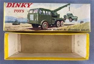 Dinky Toys empty box