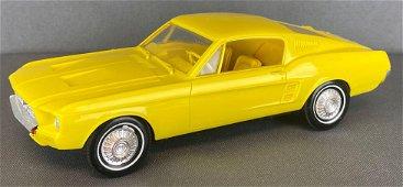 AMT 1967 Ford Mustang Dealer Promo Car