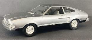 1975 Ford Mustang Mach I Dealer Promo Car