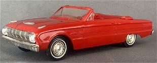1963 Ford Falcon Futura Convertible Dealer Promo Car