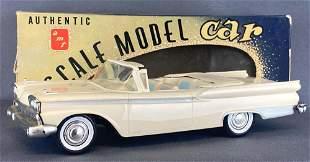 AMT 1959 Ford Galaxie 500 Dealer Promo Car