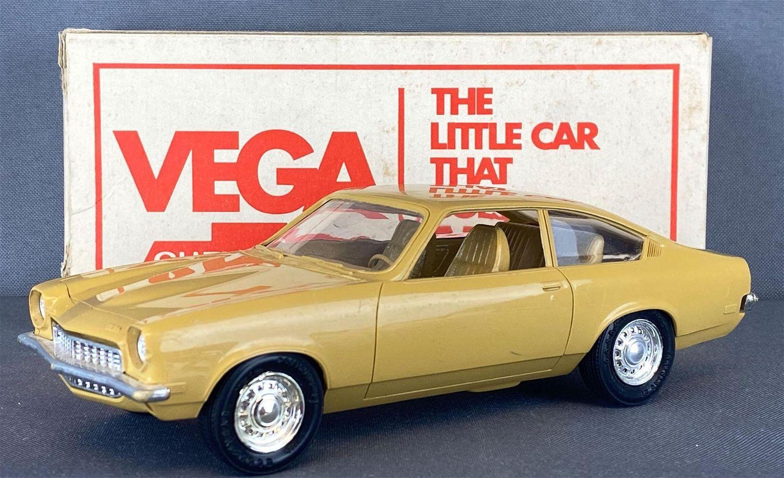 1973 Chevrolet Vega Dealer Promo Car