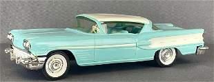 1958 Pontiac Bonneville Dealer Promo Car
