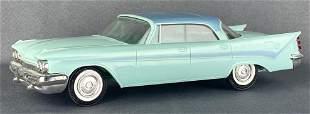 Jo-Han Models 1959 Chrysler DeSoto Fireflite Dealer