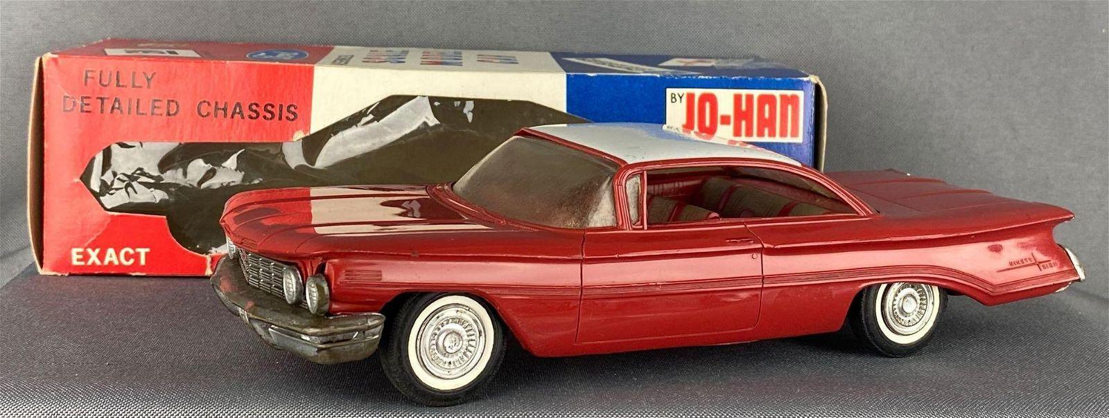 Jo-Han Models 1960 Oldsmobile 98 Dealer Promo Car