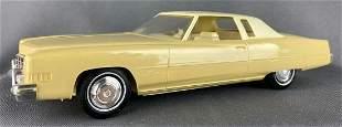 Jo-Han Models 1973 Cadillac Eldorado Dealer Promo Car