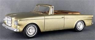 1962 Studebaker Lark Convertible Dealer Promo Car