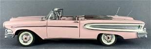 Franklin Mint Precision Models 1958 Edsel Citation