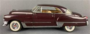 Franklin Mint Precision Models 1949 Cadillac Coupe