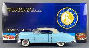 Franklin Mint Precision Models 1953 Cadillac Eldorado