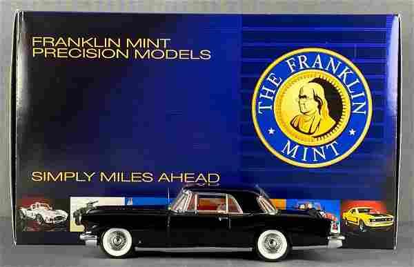Franklin Mint Precision Models 1956 Lincoln Continental