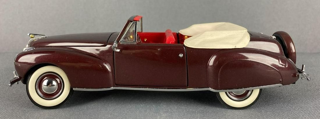 Franklin Mint Precision Models 1941 Lincoln Continental
