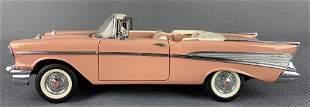 Franklin Mint Precision Models 1957 Chevrolet Bel Air