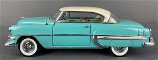 Franklin Mint Precision Models 1954 Chevrolet Bel Air