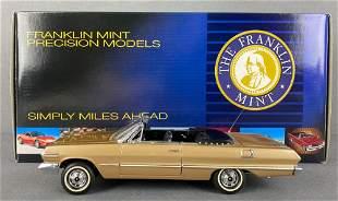 Franklin Mint Precision Models 1963 Chevrolet Impala