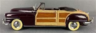 Danbury Mint 1948 Chrysler Town & Country Woody