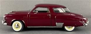 Danbury Mint 1951 Studebaker Commander Coupe