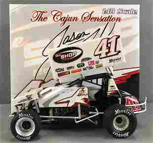 R&R Sprint Cars Jason Johnson die-cast vehicle in