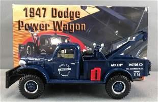 First Gear 1947 Dodge Power Wagon die-cast vehicle in