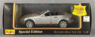 Maisto Special Edition Mercedes-Benz SLK 230