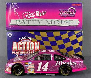 Action Racing Collectibles Patty Moise Stock Car