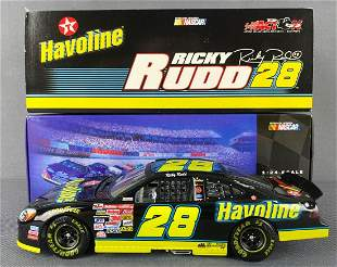 Action Racing Collectibles Ricky Rudd Stock Car