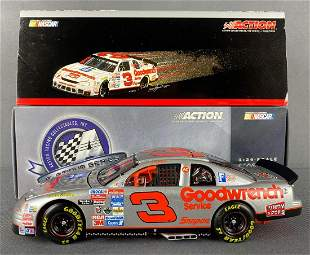 Action Racing Collectibles Platinum Series Stock Car