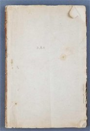 1785 Dilly and Robinson Antique map book
