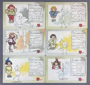 Postcards-Tucks Valentines Day