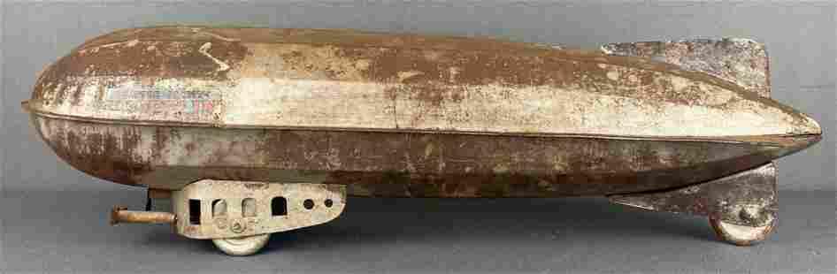 Murray Ohio Mfg Co Pressed Steel Little Giant Zeppelin