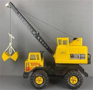 Tonka Toys Turbo-Diesel Bucket Crane