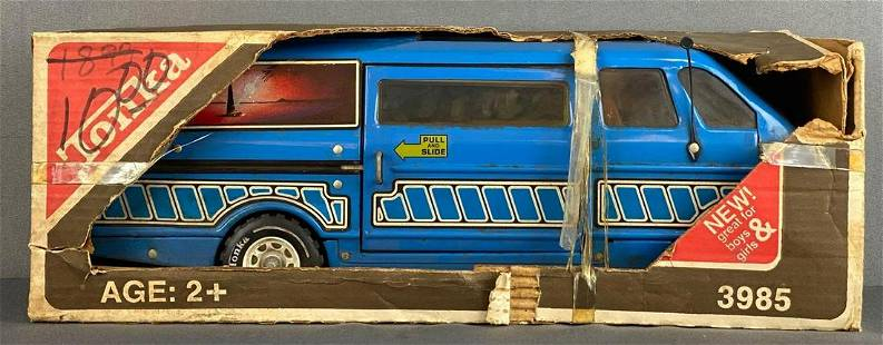 Tonka Toys Custom Van No. 3985