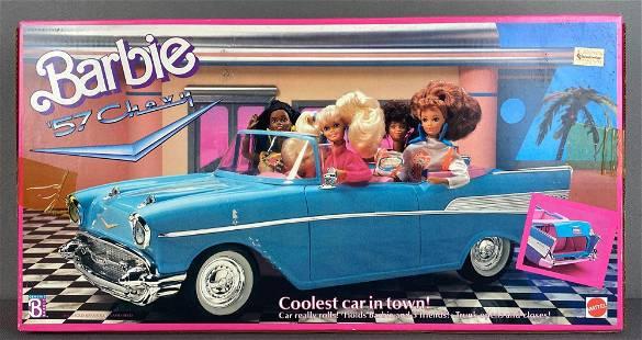 Mattel Barbie 57 Chevy