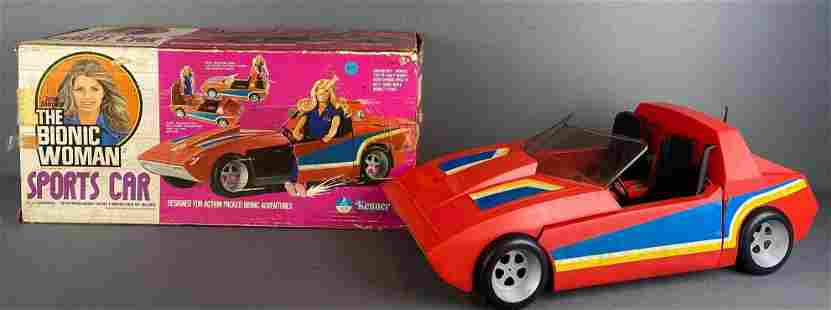 Kenner The Bionic Woman Sports Car