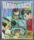 Ideal Electronic Radar Search Game