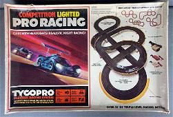 Tyco TycoPro Competition Lighted Electric Racing System
